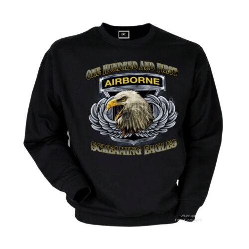 Sweat Aigle Parachutiste Airborne Spéciales Army 3171 Us Forces Bl xwaYAgq