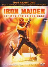 Iron Maiden - The Men Behind The Mask - DVD - NEU - OVP