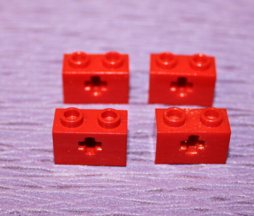 Lego 32064 Technik Lochsteine Balken 4 Stück viele Farben große Auswahl 17 LEGO Bausteine & Bauzubehör LEGO Bau- & Konstruktionsspielzeug