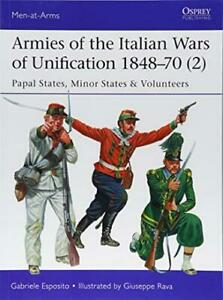 Armies-of-the-Italian-Wars-of-Unification-1848-70-2-Papal-States-Minor-State