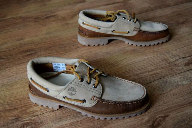 scarpe da barca uomo on line timberland heritage driver