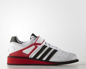 reputable site 2cf2c ed280 Image is loading ADIDAS-POWER-PERFECT-2-WEIGHTLIFTING-POWERLIFT-BOOTS-SHOES-