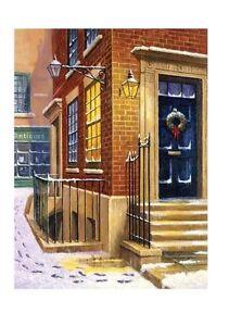 Crafts Smart Abercorn Modi Stradale Scena Nella Neve A4 Dipinto Vernice Da Numeri & Pennello Making Things Convenient For Customers Paint