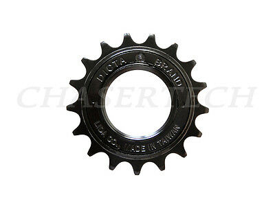 """Dicta BMX bicycle freewheel 1.37/"""" hubs for 3//32/"""" or 1//8/"""" chains 17T CHROME"""