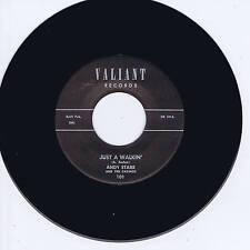 ANDY STARR - JUST A WALKIN' (FABULOUS PIANO & GUITAR ROCKABILLY STROLLER) REPRO