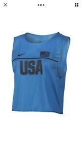 NEW-Womens-NIKE-Dri-Fit-Team-USA-Sleeveless-Running-Tank-Top-Size-L-Olympics-70