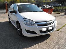 Vauxhall Opel Astra H Mk5 Van Front Bumper Lip/Splitter 2005-2015 - Brand New!