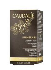 Caudalie Premier Cru The Eye Cream 0.5 Oz NEW-FRESH-AUTHENTIC!  IN BOX! FREE S&H