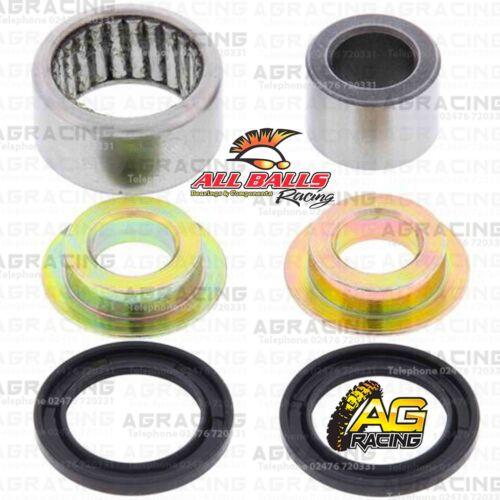 All Balls Rear Lower Shock Bearing Kit For Yamaha YZ 125 2008 Motocross Enduro