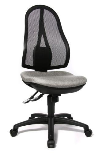 Bürostuhl Drehstuhl Schreibtisch Stuhl Topstar Open Point SY hellgrau B-Ware