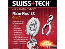 SWISS TECH multitool Micro-Plus EX 9-in-1  ST50016