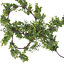 2PCS Artificial Eucalyptus Garland Decor Fake Leaves Hanging Greenery Decoration