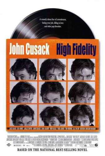 High-Fidelity-Movie-POSTER-27-x-40-John-Cusack-Todd-Louiso-Jack-Black-A