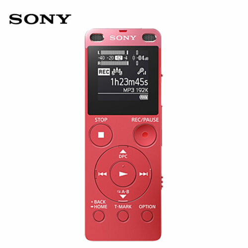 SONY ICD-UX560F Digital Stereo IC Voice Recorder Recording MP3 4GB Express