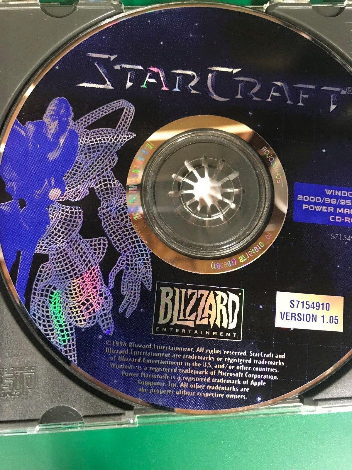 StarCraft (PC, 1998)