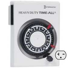 Intermatic Hb114 Timermechanical240v20aplug In