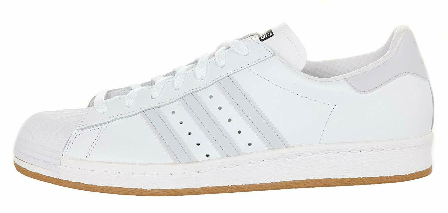 Adidas Superstar 80's Reflective White B35384 BRAND NEW SIZE 12US