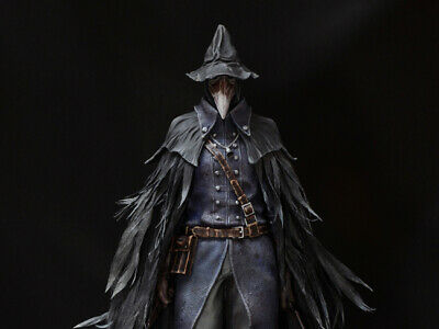 Resin Figure Kit 1/6 Bloodborne Eileen The Crow Resin Model Kit Relieving Heat And Sunstroke Character Figures Models & Kits