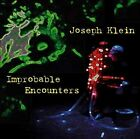 Improbable Encounters CD & DVD (CD, Jan-2014, 2 Discs, Innova)