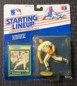 1989 Kenner STARTING LINEUP Mark Gubicza Baseball Action Figure MOC C-6.5