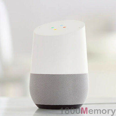 Google Home Smart Personal Assistant Voice Activated Speaker Home Automation