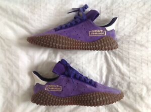 Details about ADIDAS ORIGINALS KAMANDA TRAINERS PURPLE GUM MENS UK 8.5 EUR 42.23 US 9 SAMPLES