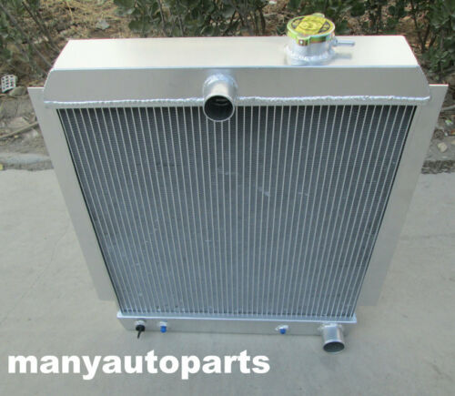 56mm aluminum radiator for 1948-1954 1949 1950 1951 52 53 CHEVY TRUCK PICKUP AT