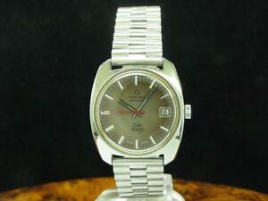 Certina-Club-2000-Stainless-Steel-Automatic-Men-039-s-Watch-Caliber-Certina-25-011
