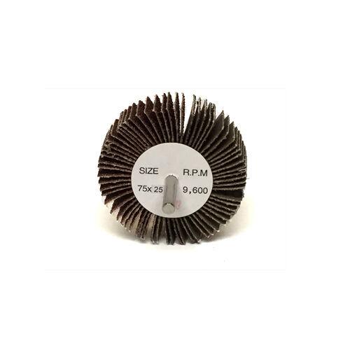 """50 3/""""x 1/""""x1//4/"""" Premium Flap Wheels Aluminum Oxide Sanding Disc 40 Grit"""