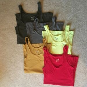 Mossimo-Supply-long-and-lean-ladies-039-tank-top