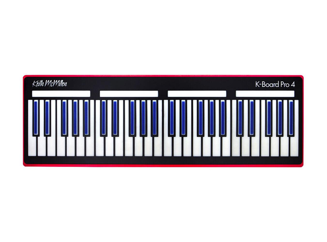 Keith McMillen K-Board Pro 4 Keyboard MIDI CONTROLLER - NEW - PERFECT CIRCUIT