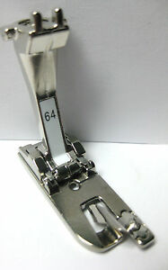 Bernina Hemmer Foot # 64 / 4 mm Streight Stitch /Old Style Machines ## 530-1630