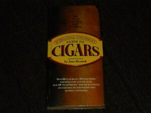 International-Connoisseur-039-s-Guide-to-Cigars-by-Jane-P-Resnick-1996-Hardcover
