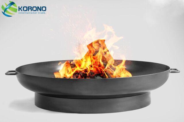Korono Receptáculo de Fuego con un Diámetro de 80cm, Handmade