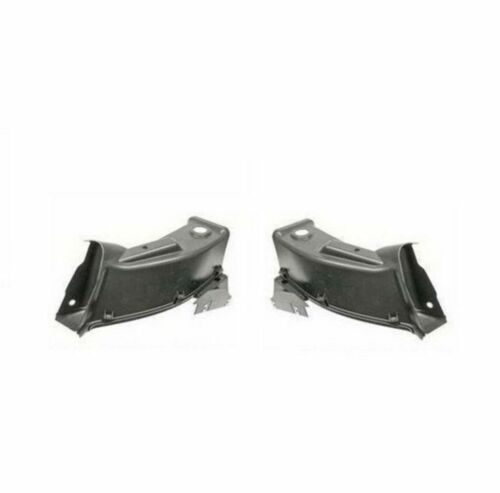 RIGHT Genuine BMW E53 X5 Front Channel Brake Air Duct Set LEFT