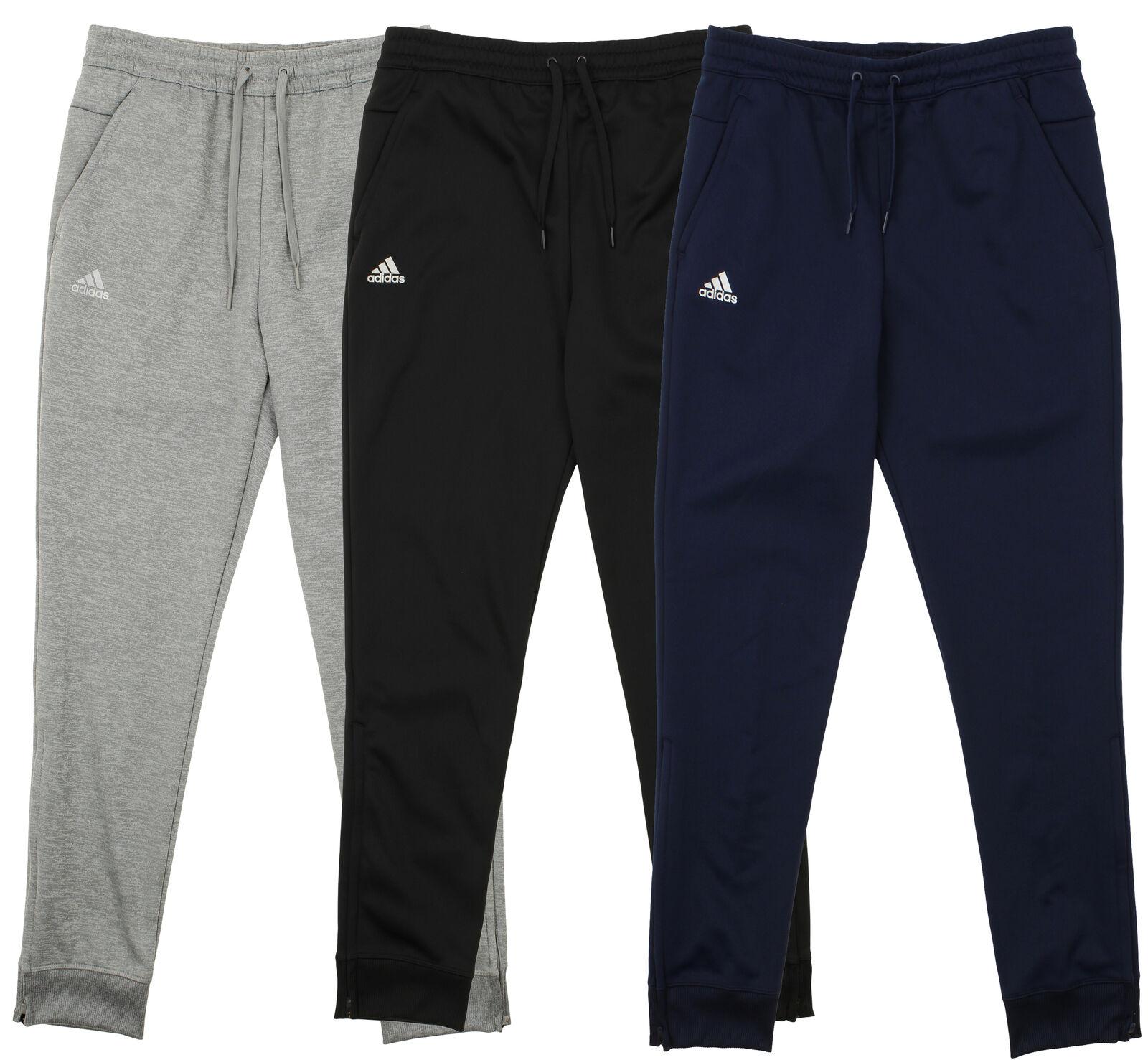 Adidas Men's Team Fleece Jogger Pants, color Options