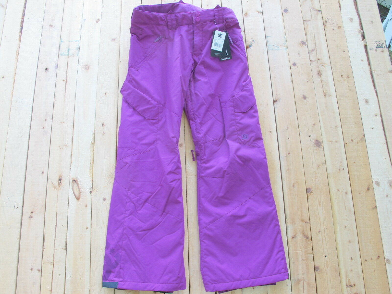 DC Ace 15 Technical Snowboard Ski Snowmobile Pants PPN0 NWT Large