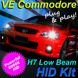 H7-6000K-Xenon-HID-Kit-for-Holden-VE-Commodore-SV6-SS-SSV-HSV-E-Clubsport-R8-GTS