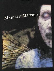 Vintage Marilyn Manson Antichrist Superstar T-Shirt Bootleg