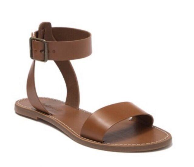 Boardwalk Ankle Strap Sandal