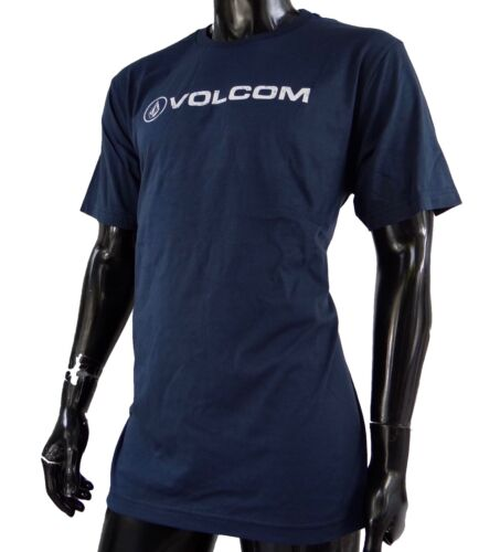New VLC-46 Volcom Surfing Team Classic Slim Mens Straf Rt Sport T Shirt
