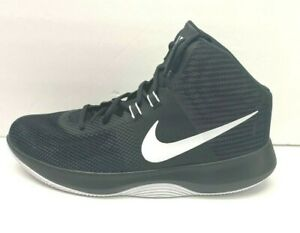 Nike-Air-Size-11-5-Black-Sneakers-New-Mens-Shoes