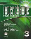 Interchange Level 3 Full Contact with Self-study DVD-ROM by Jack C. Richards (Mixed media product, 2012)