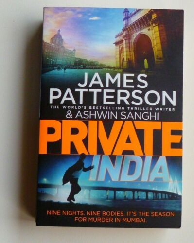 1 of 1 - Private India: (Private 8) by James Patterson, Ashwin Sanghi (Paperback, 2015)