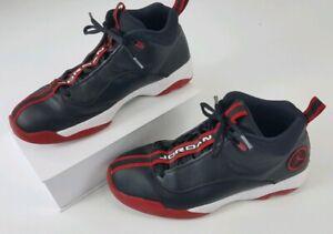 new style e8dbe e289f Image is loading Nike-Mens-Air-Jordan-Jumpman-Pro-Quick-Black-