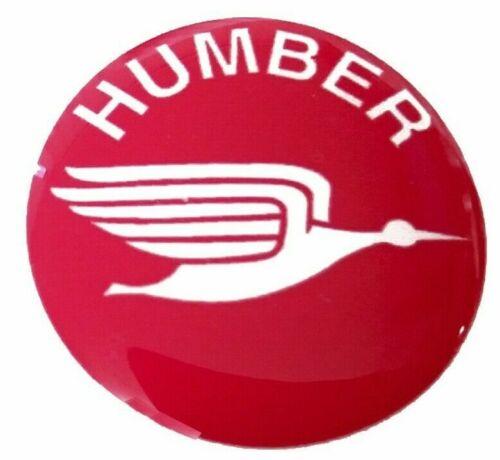 Steering Wheel or Gearknob Sceptre Hawk Snipe Humber 28mm Badge