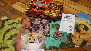 Details about Jurassic Park 3 Island Survival (Board Game) dinosaurs kids  family jp COMPLETE
