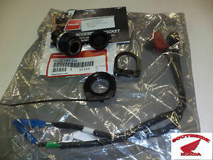 s l300 genuine honda 12 volt accessory socket kit & sub wiring harness 12 volt wiring harness kit for older cars at reclaimingppi.co