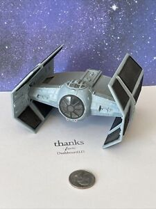 Micro Machines Star Wars Action Fleet [SHIPS] Darth Vader's Tie Fighter (large)