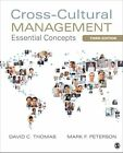 Cross-Cultural Management: Essential Concepts by David C. Thomas, Mark F. Peterson (Paperback, 2014)